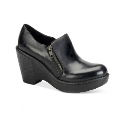 Womens Born Cantu Clogs & Mules Black FMR30106