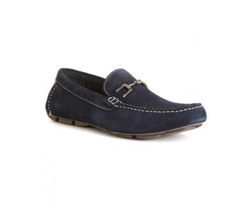 Alfani Merry Moc-Toe Suede Bit Drivers Men's Shoes