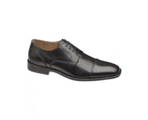 Johnston & Murphy Knowland Cap Toe Lace-Up Shoes Men's Shoes