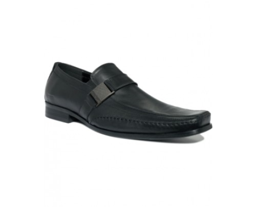 Kenneth Cole Reaction Money Down Side Bit Loafers Men's Shoes