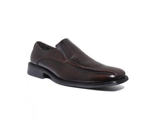 Alfani Ascher Bike Toe Slip-On Shoes Men's Shoes