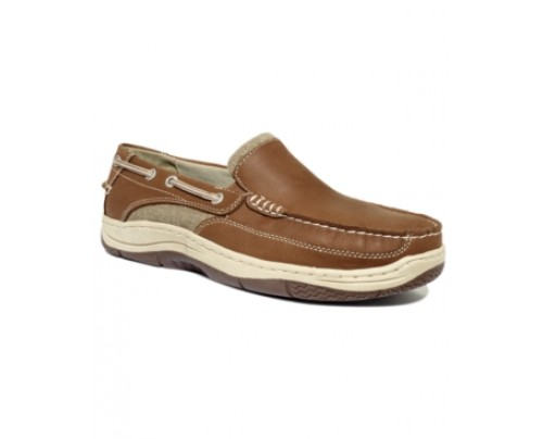 Dockers Marlow Slip-On Boat Shoes Men's Shoes