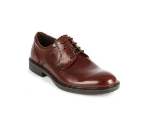 Ecco Atlanta Plain Toe Oxfords Men's Shoes
