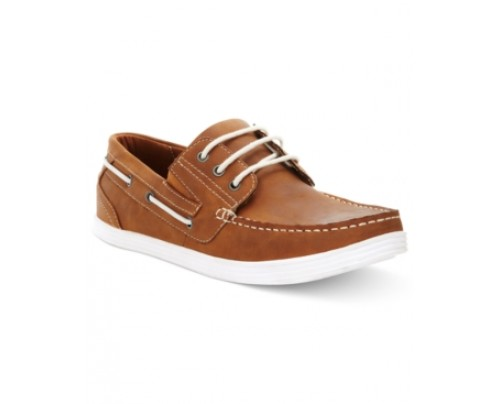 Unlisted A Kenneth Cole Production Boat-ing License Boat Shoes Men's Shoes