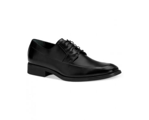 Calvin Klein Elroy Moc-Toe Oxfords Men's Shoes