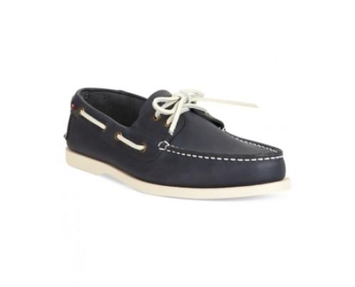 Tommy Hilfiger Bowman Boat Shoes Men's Shoes