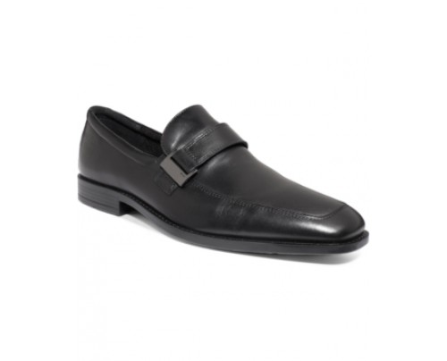 Ecco Edinburgh Buckle Slip-On Loafers Men's Shoes