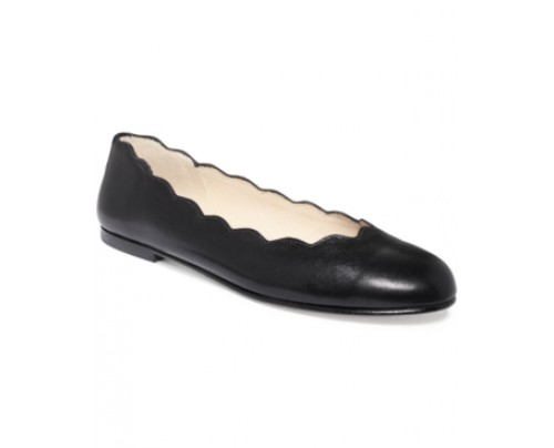 French Sole Fs/Ny Jigsaw Flats Women's Shoes
