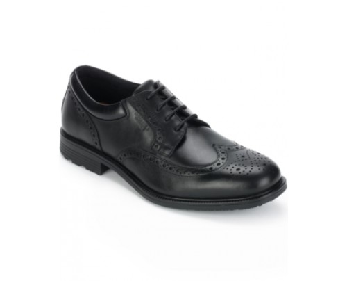 Rockport Essential Details Waterproof Wing Tip Oxfords Men's Shoes