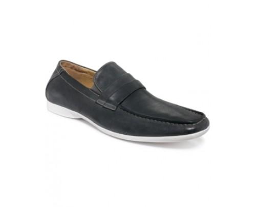 Kenneth Cole Reaction Comp-utation Moc Toe Loafers Men's Shoes