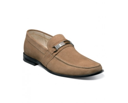 Stacy Adams Carville Suede Loafers Men's Shoes