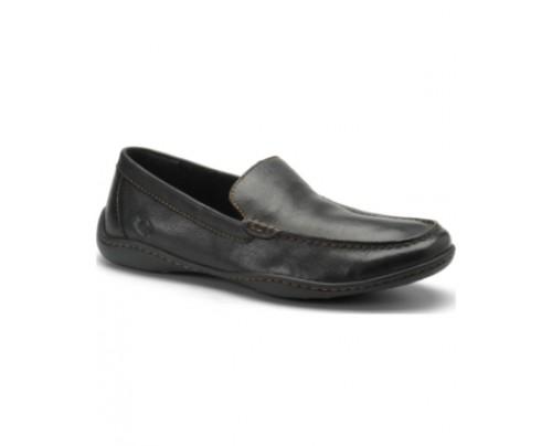 Born Harmon Moc Toe Loafers Men's Shoes
