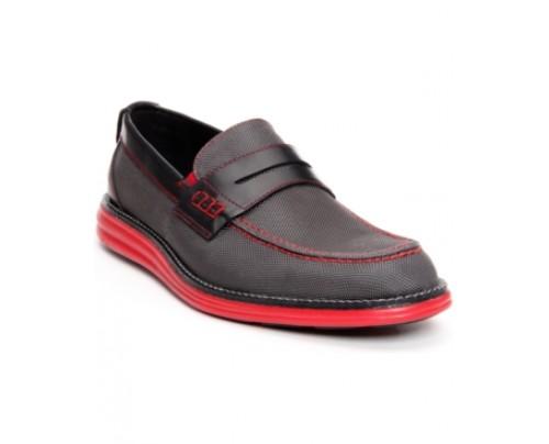 Donald Pliner Ellard Penny Loafers Men's Shoes