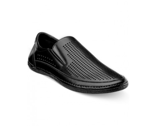 Stacy Adams North Shore Perforated Slip-On Shoes Men's Shoes