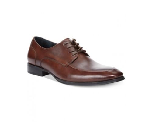 Alfani Porter Moc Toe Oxfords Men's Shoes