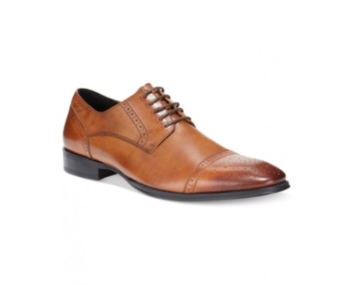 Alfani Ethan Medallion Toe Oxfords Men's Shoes