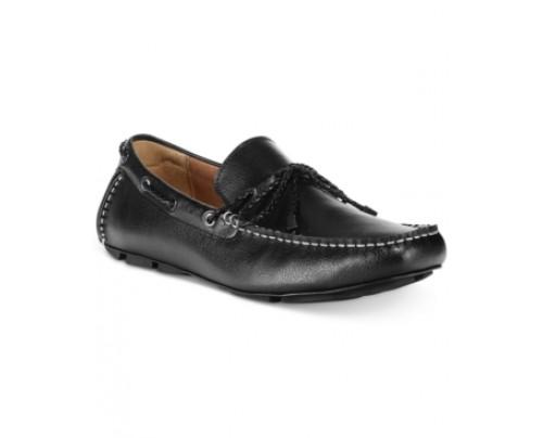 Alfani Tanner Pebbled Drivers Men's Shoes