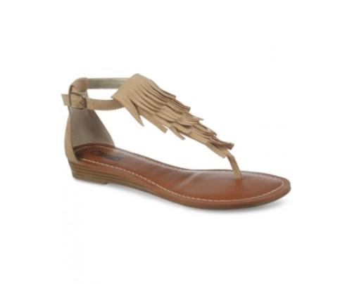 Carlos by Carlos Santana Trinidad Demi Wedge Thong Sandals Women's Shoes