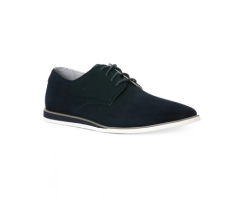 Calvin Klein Kellen Suede Wedge Lace Up Men's Shoes