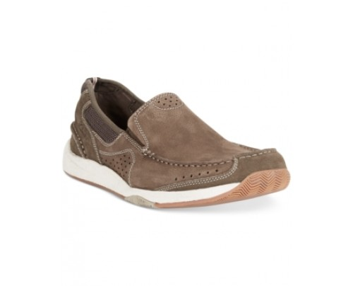 Clarks Allston Free Slip-On Boat Shoes Men's Shoes