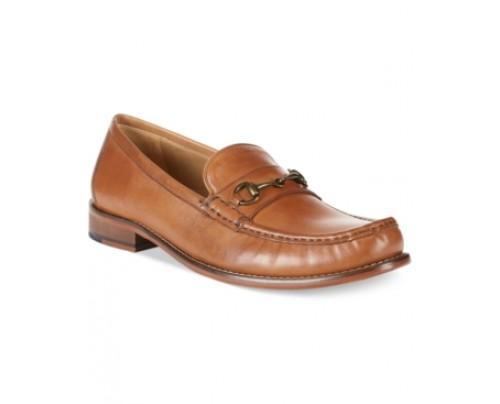 Cole Haan Britton Moc Toe Bit Loafers Men's Shoes