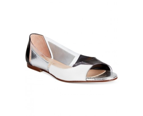 French Sole Fs/Ny Nisim Flats Women's Shoes