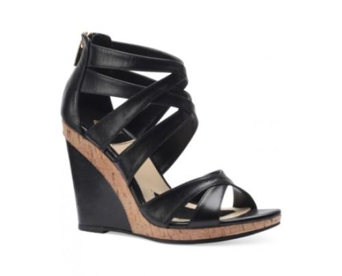 Isola Alisha Wedge Sandals Women's Shoes