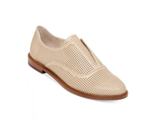 BCBGeneration BriskB Perforated Oxford Flats Women's Shoes