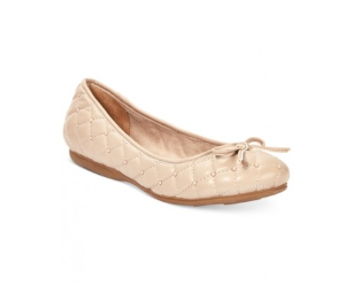 White Mountain Inspired Flats Women's Shoes