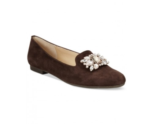 Adrienne Vittadini Dani Loafers Women's Shoes