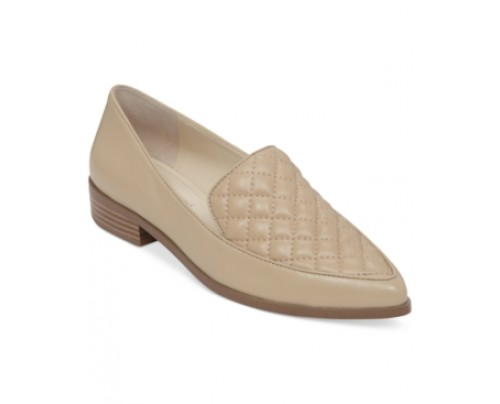 BCBGeneration Maxxy Quilted Loafer Flats Women's Shoes