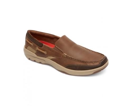 Rockport Streetsailing Boat Shoes Men's Shoes