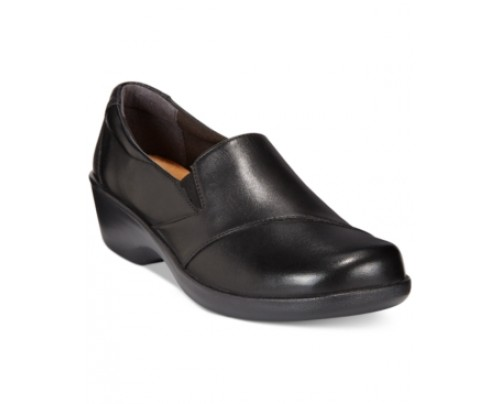 Clarks Collection Women's Esha Claire Flats Women's Shoes