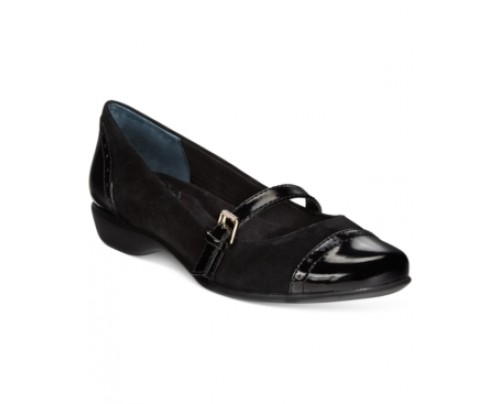 Giani Bernini Aubree Mary Jane Flats, Only at Macy's Women's Shoes