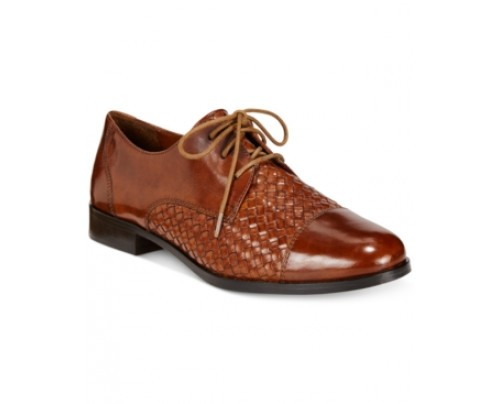 Cole Haan Jagger Cap Weave Oxfords Women's Shoes