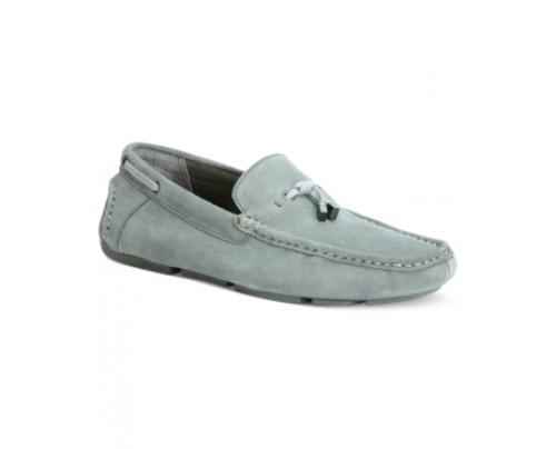 Calvin Klein Macon Suede Tassel Drivers Men's Shoes