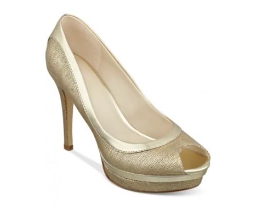 Marc Fisher Monaye Platform Pumps Women's Shoes