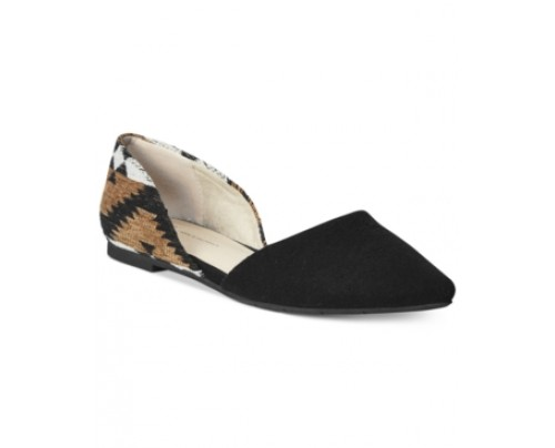 Bc Society Blanket Flats Women's Shoes