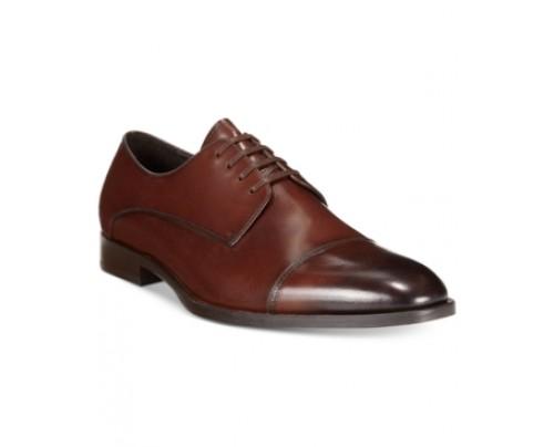Kenneth Cole Sound T-rack Cap Toe Oxford Men's Shoes