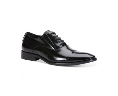 Calvin Klein Radley Box Smooth Oxfords Men's Shoes