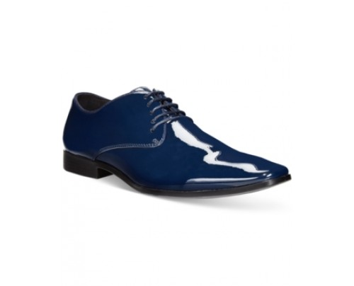 Bar Iii Joel Patent Derby Oxfords, Only at Macy's Men's Shoes