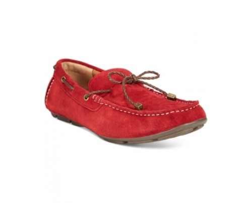 Alfani Trevor Braided Lace Drivers, Only at Macy's Men's Shoes