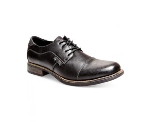 Steve Madden M-Bully Cap Toe Oxfords Men's Shoes