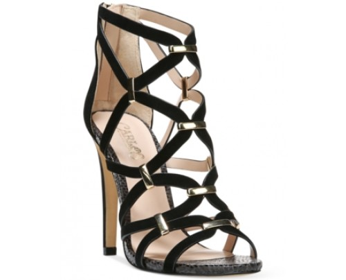 Carlos By Carlos Santana Paulina Cage Dress Sandals Women's Shoes