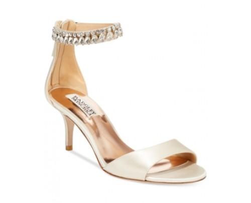 Badgley Mischka Angel Evening Sandals Women's Shoes