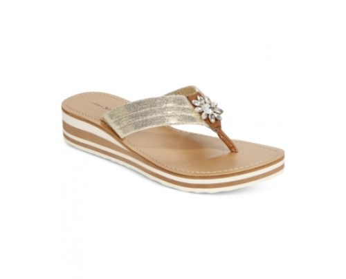 Tommy Hilfiger Rayce Wedge Sandals Women's Shoes