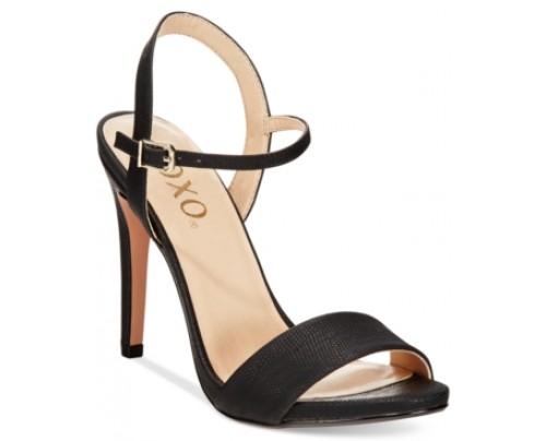 Xoxo Colette Two-Piece Sandals Women's Shoes