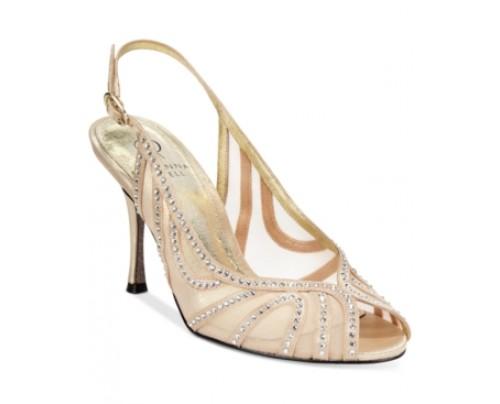 Adrianna Papell Fiji Evening Sandals Women's Shoes