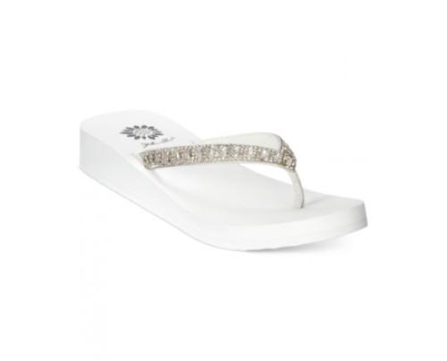 Yellow Box Zemily Flip-Flop Sandals Women's Shoes