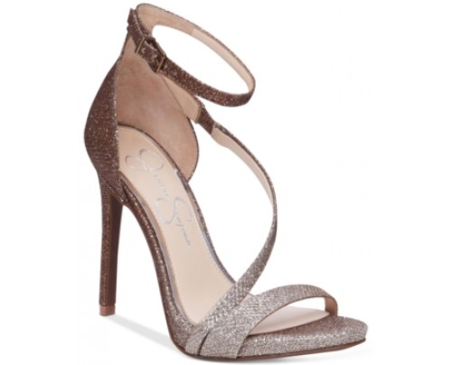 Jessica Simpson Rayli Evening Dress Sandals Women's Shoes
